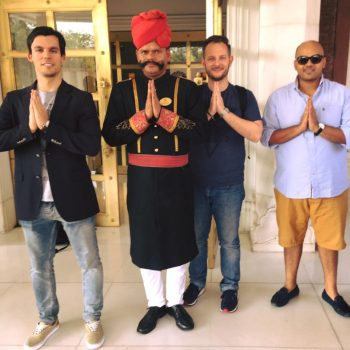 Namaste! Jaipur Excursion