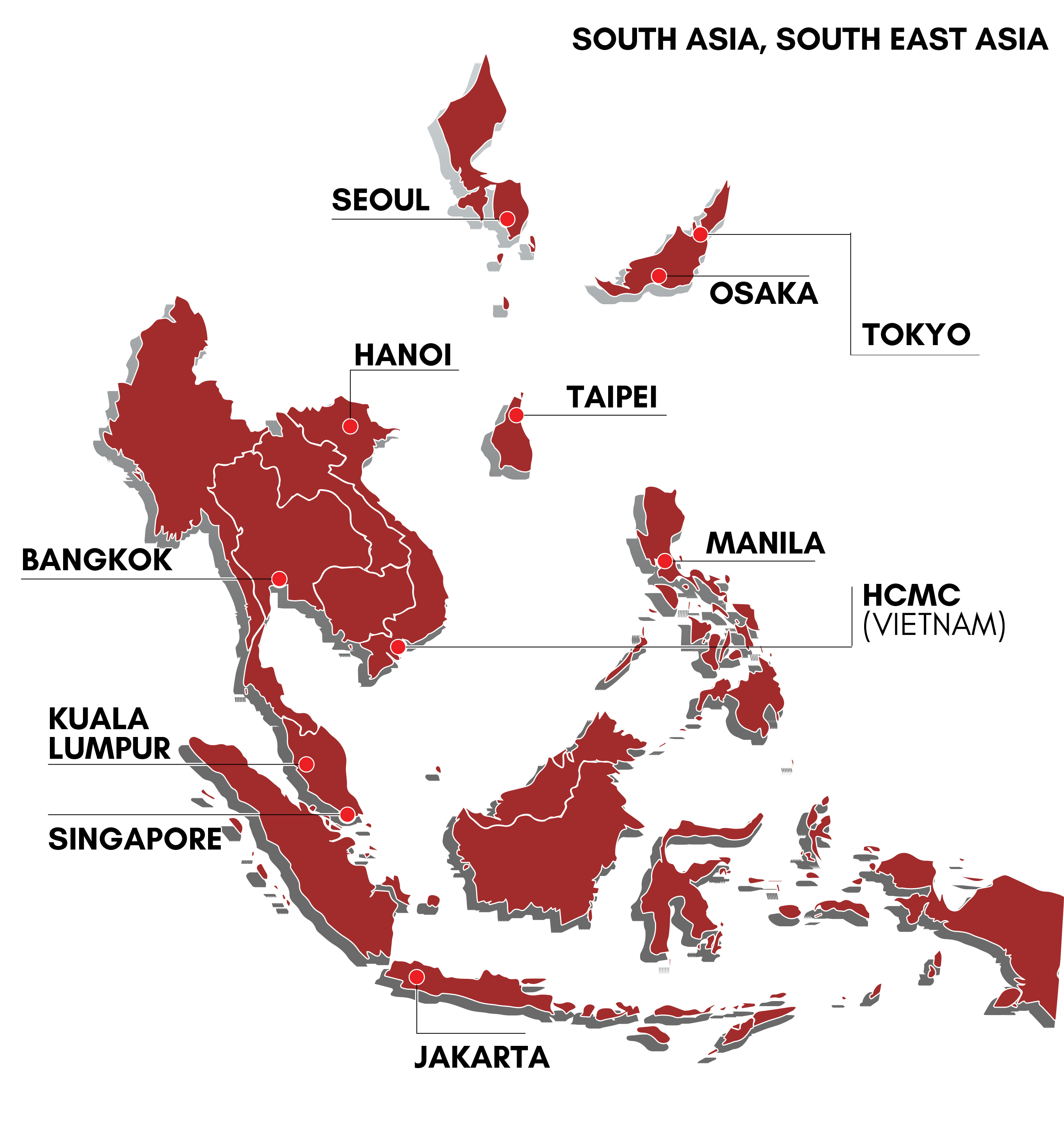 south-asia-south-east-asia-map